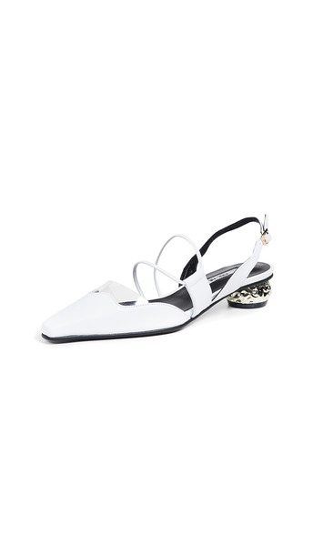 Yuul Yie Zili Sandals in white
