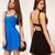 Free Shipping 2014 Summer Fashion Sexy Dress Spaghetti Strap Racerback Backless Slim One-piece Ruffle Club Dress LQ9274 | Amazing Shoes UK