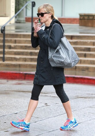 sneakers sportswear sports shoes reese witherspoon
