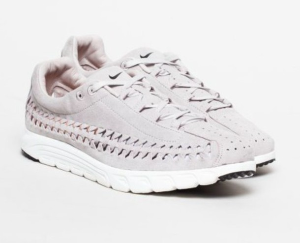 shoes nike mayfly woven woman nike sneakers