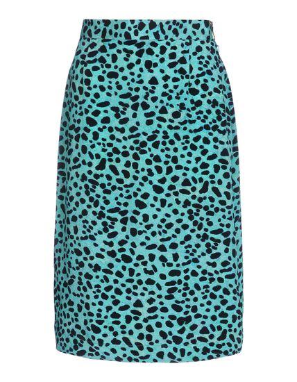 Sophie Hulme Knee Length Skirt - Sophie Hulme Skirts Women - thecorner.com