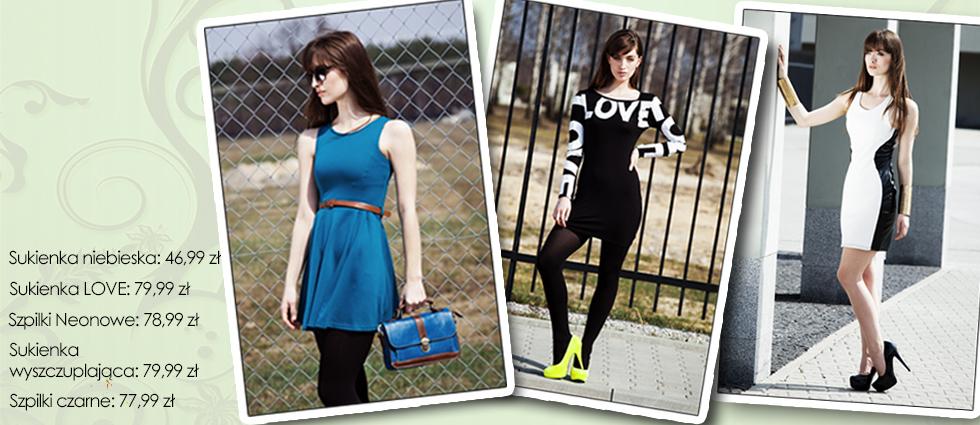 Odzież i buty damskie | Sklep internetowy Vubu.pl - Twoja moda online