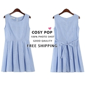 dress,summer dress,hipster,vintage,girly,style,cute,cute dress,summer,girl,streetwear,90s style,kawaii,bows,kfashion,light blue,checkered,spring outfits,spring break,spring dress,romantic,girly wishlist,clothes