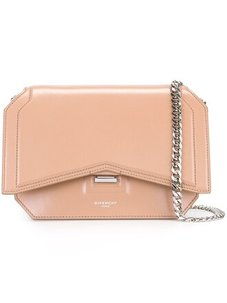 bow mini bag shoulder bag purple pink