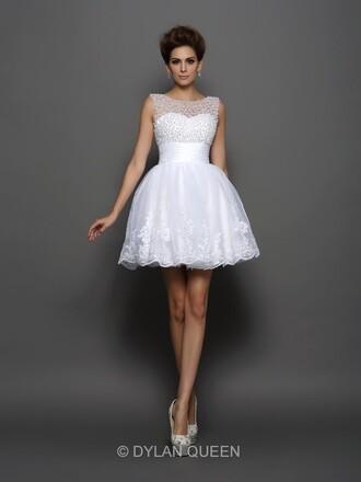 dress prom dress short dress ballerina dress