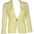 Sacou Stradivarius Frenzy Light Yellow | Kurtmann.ro