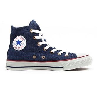 shoes cut out shoes navy converse