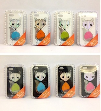 phone cover fox hourglass hourglass phone case