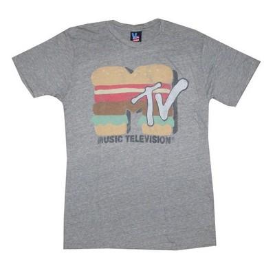 Burger | MTV T-shirts | SlingshotTshirts.com