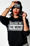 Queens Get The Money Beanie | Crown the Queens | Rich Girl's Closet