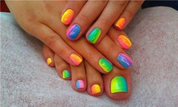Nail art tutorial sponge gradient ombre nails version 2 nail art tutorial sponge gradient ombre nails version 2 youtube prinsesfo Image collections