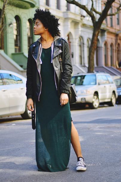 Dress Long Split Maxi Slit Slits In Sides Long Split