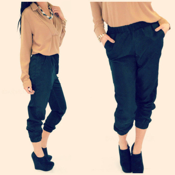 search for original beautiful style buy best Pants, at - Wheretoget