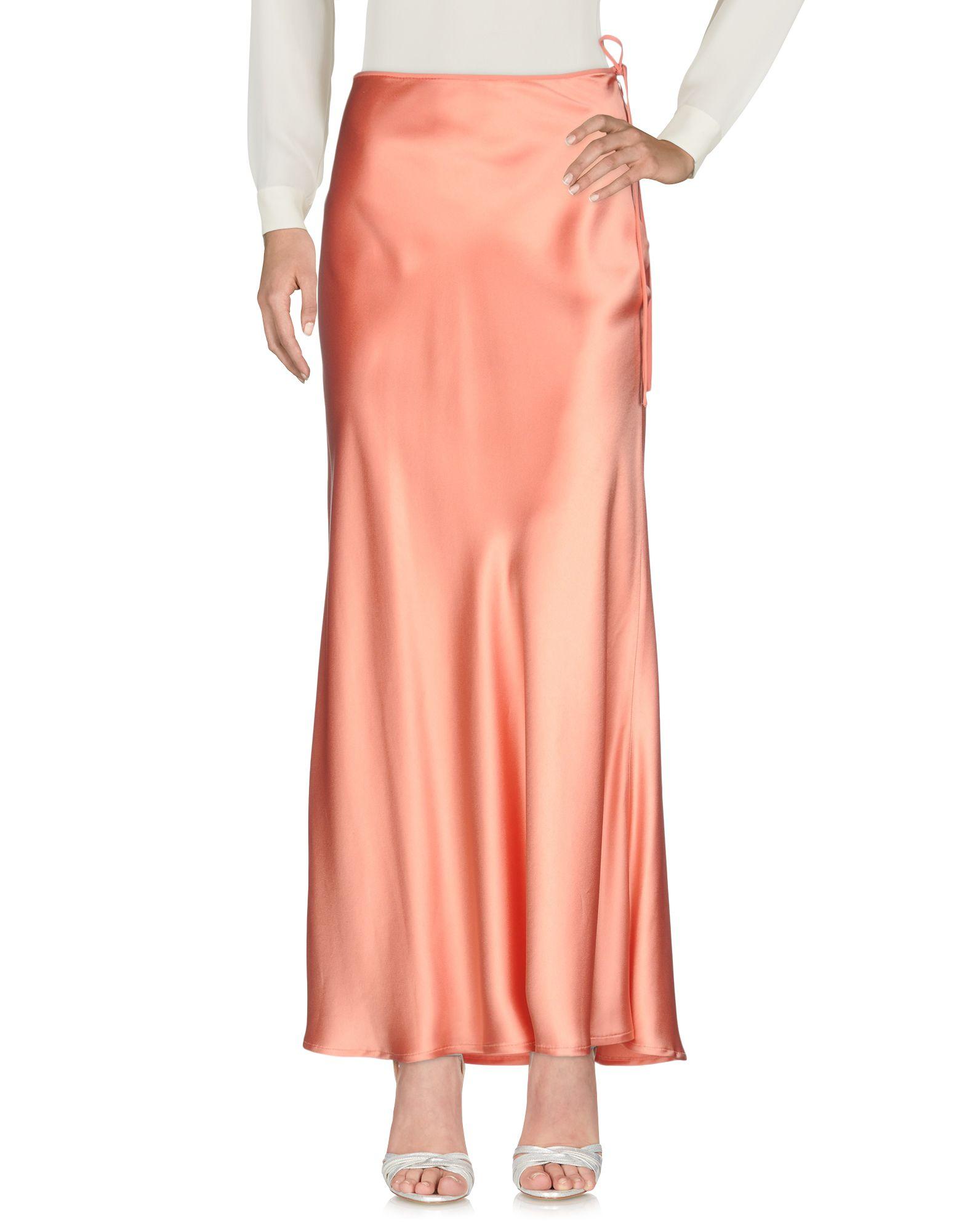 BLUMARINE Maxi Skirts - Skirts | YOOX.COM