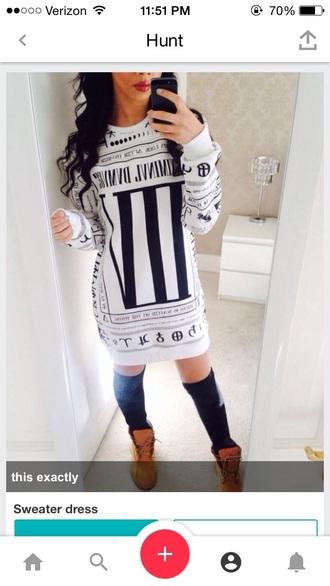 dress black jumper long dress style sweater black girls killin it soft ghettto