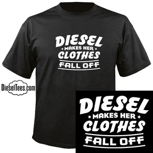 how to clean diesel off clothes