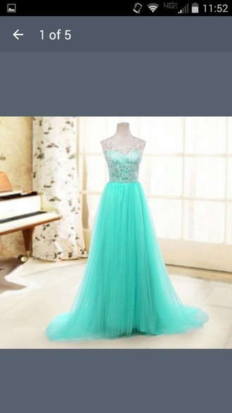 dress blue dress lace long dress prom dress