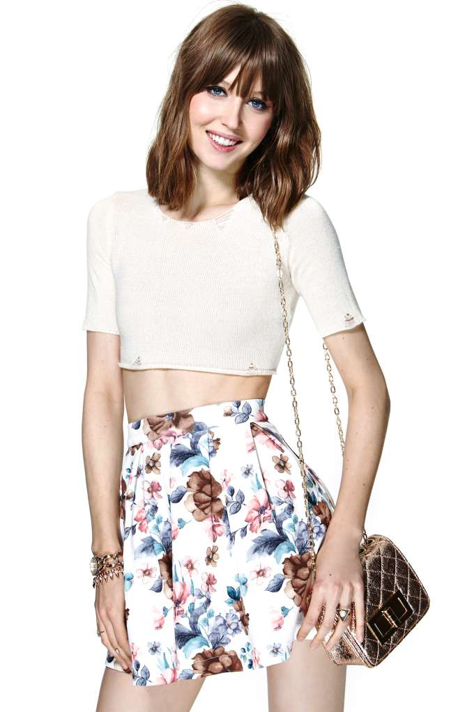 Shop skirts at nasty gal