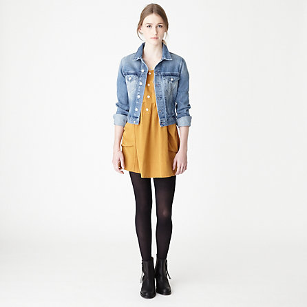 Acne Tag Jean Jacket | Women's Jackets | Steven Alan