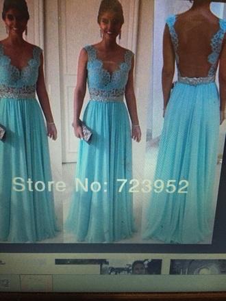 dress aqua blue bridesmaids dress