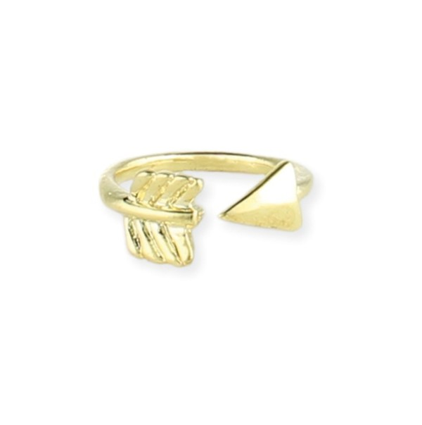 jewels arrow ring knuckle ring ring gold
