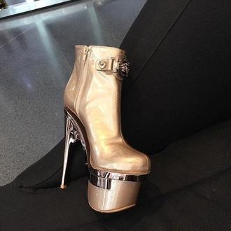 high heels versace versace versace