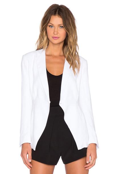 TY-LR blazer white