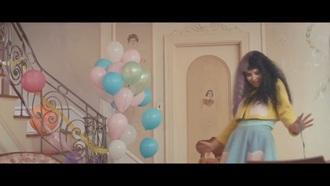 t-shirt skirt blue kawaii stars melanie martinez