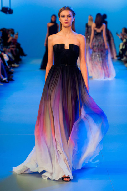 dress elie saab