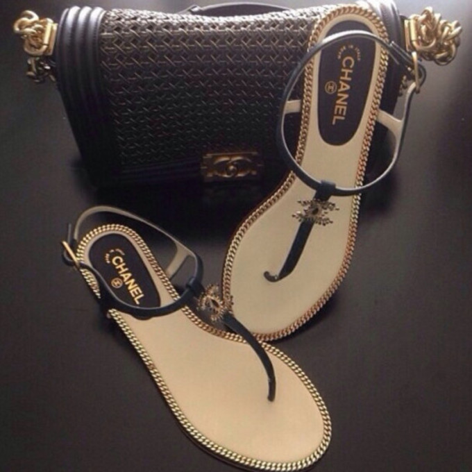 Chanel 255 bag and canvas shoes | Shoes | Pinterest