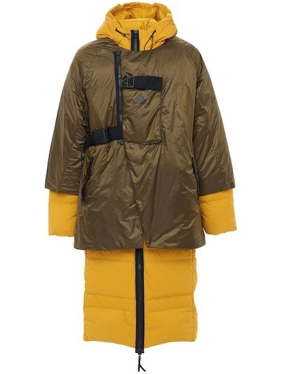 ADIDAS PERFORMANCE Cold.rdy Down Parka Legacy Gold