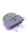 Mesh bow beanie (grey   violet)