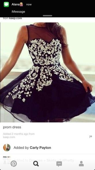 dress little black dress floral dress prom dress