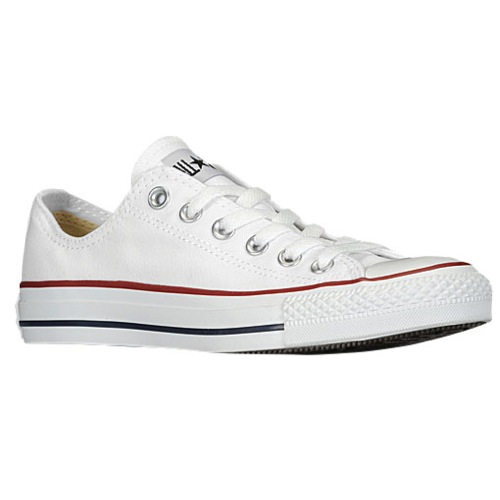 Converse All Star Ox - Boys' Grade School - Basketball - Shoes - Optical White