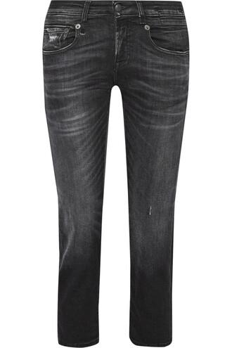 jeans boyfriend jeans boyfriend charcoal