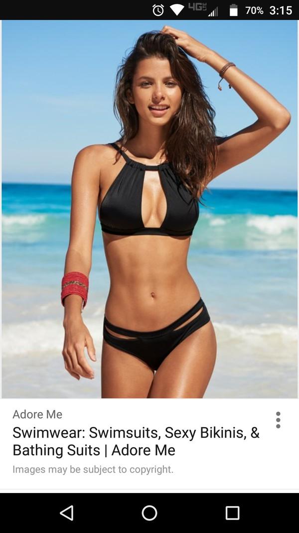 Sexy woman swim wear