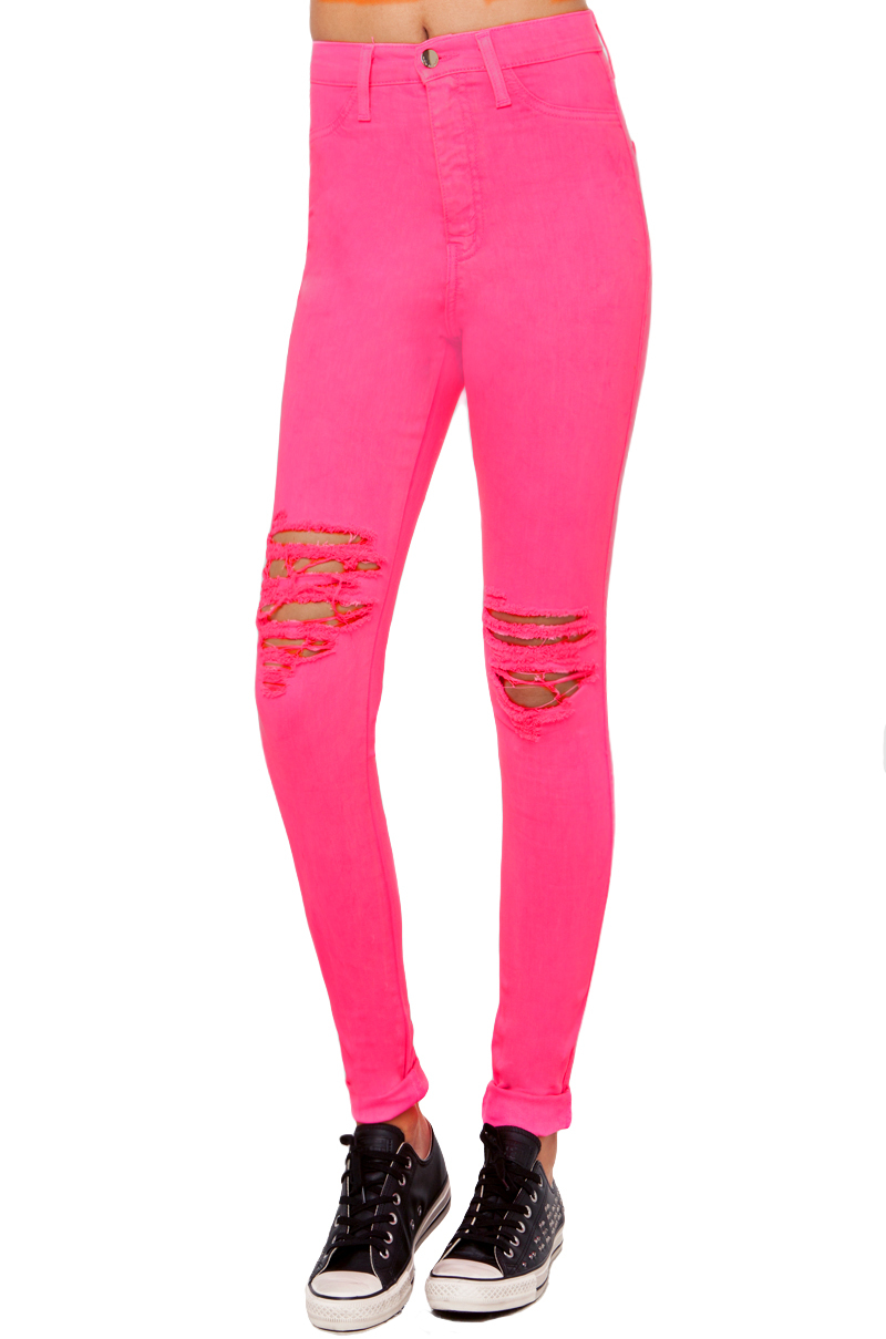 Best prices on Neon blue skinny jeans in Women's Jeans online. Visit Bizrate to find the best deals on top brands. Read reviews on Clothing & Accessories merchants and buy with confidence.