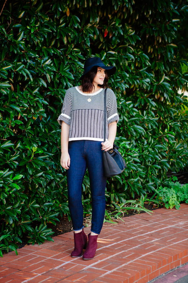 kendi everyday blogger bag jewels sweater shoes hat