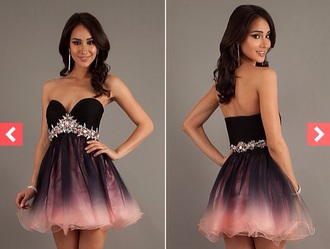 strapless ombre formal dress dress fashion formal semi formal strapless dress fornal sparkly dress
