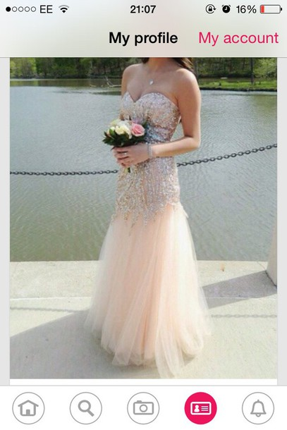 dress prom promdress champagne. beautiful amazing prom need helpme please help perfect beautiful asap prom