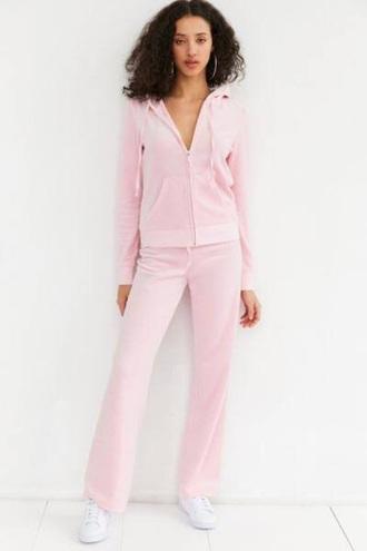 jumpsuit light pink