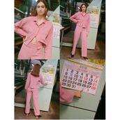 pants,pink pants