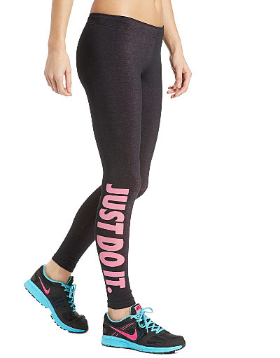 Nike  Leg-A-See Just Do It Leggings - JD Sports