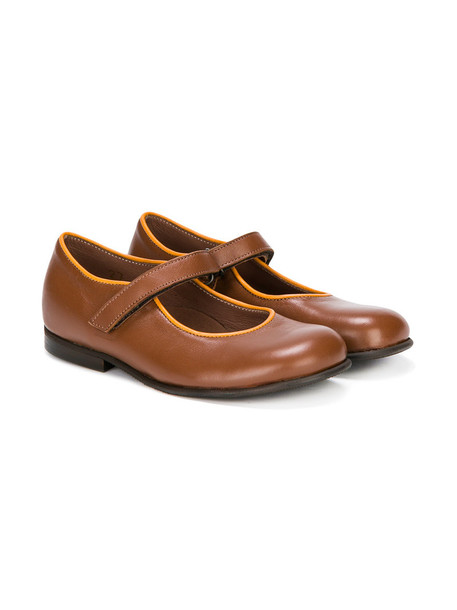 PePe leather brown shoes