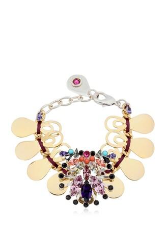 mandala gold multicolor jewels