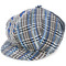 Missoni - woven patchwork hat - women - silk/nylon/polyester/wool - one size, blue, silk/nylon/polyester/wool