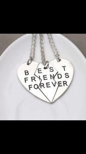 jewels,necklace,bestfriend necklace