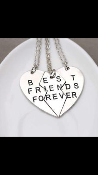 jewels necklace bestfriend necklace