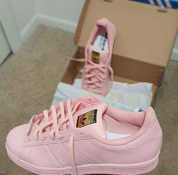 1d1598a89ce1 Shell Pink Grade Adidas