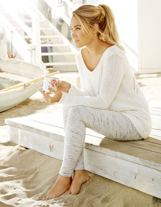 leggings lauren conrad sweater lifestyle